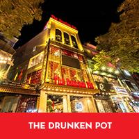 THE DRUNKEN POT