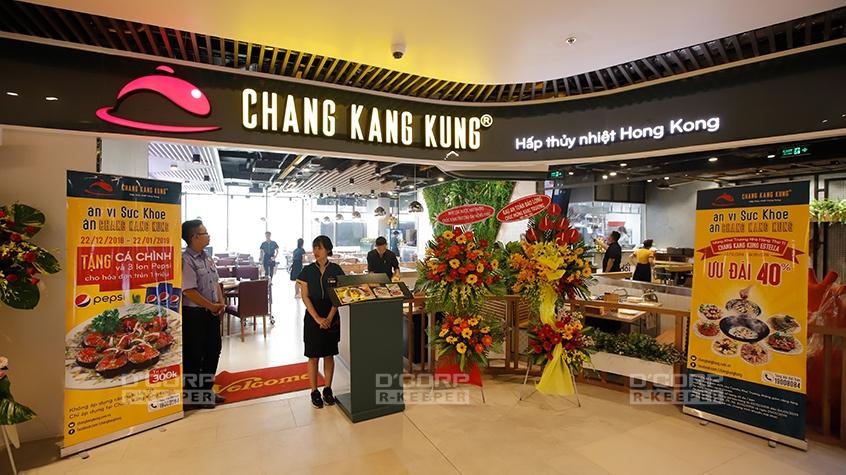 Chang Kang Kung – Thưởng thức các món hấp thủy nhiệt Hong Kong