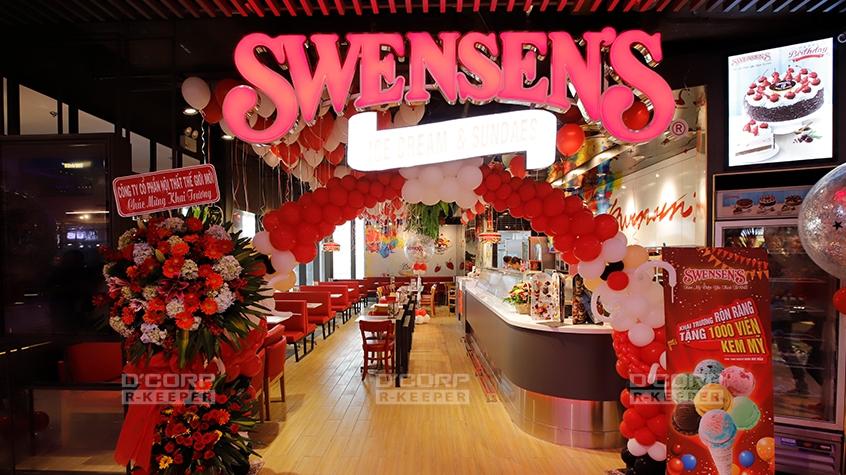 Kem Swensen's nổi tiếng nước Mỹ
