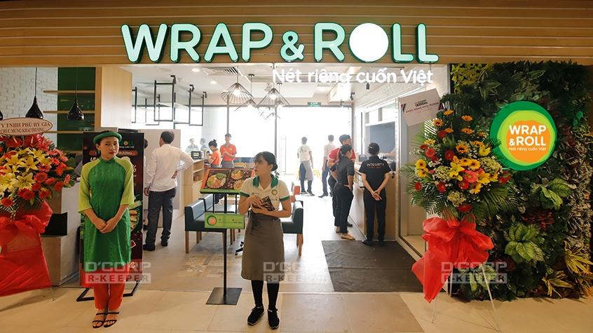 Wrap & Roll - thưởng thức các món cuốn đậm hồn Việt